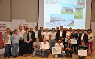 La Capeb Auvergne-Rhône-Alpes récompense des ouvrages d'exception Batiweb