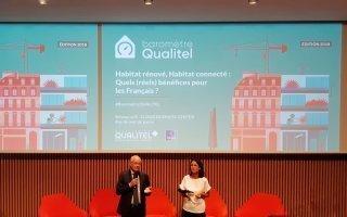Baromètre Qualitel : oui à la rénovation, non au logement connecté