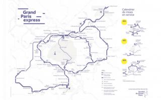 2018, une année charnière pour le Grand Paris Express Batiweb