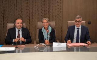 Transition écologique : PFA et Routes de France signent un protocole de coopération Batiweb