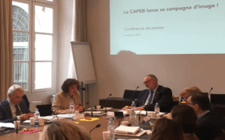 PLF 2019 : la Capeb présente ses propositions en faveur du CITE Batiweb