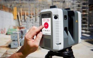 Leica Geosystems lance un nouveau scanner pour la capture d'images en 3D