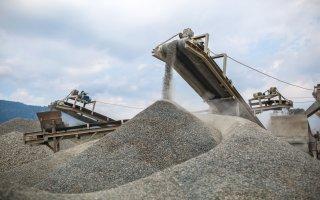 Qualité de l'air : les poussières générées dans les carrières posent question - Batiweb