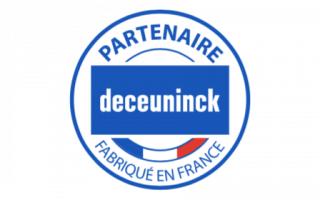 Un label spécialement créé pour les partenaires Deceuninck - Batiweb