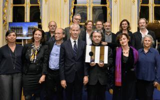 L'architecte Pierre-Louis Faloci récompensé pour son œuvre exemplaire