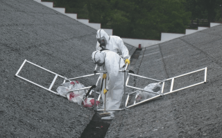 Trouver l'origine d'une infiltration en toiture est « indispensable » - Batiweb