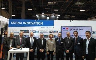 EquipBaie : la ministre Muriel Pénicaud prête à lancer un plan dédié à l'apprentissage dans le BTP - Batiweb