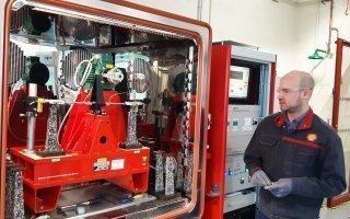 Shell Bitumes ouvre les portes de son European Solution Centre d'Illkirch (67)