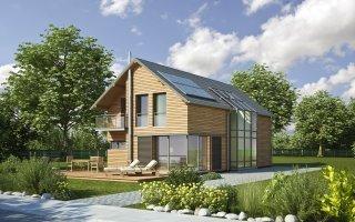 Les Français toujours plus nombreux à se tourner vers des maisons écologiques Batiweb