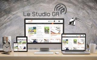 Point.P Matériaux de Construction présente Le Studio GA  - Batiweb