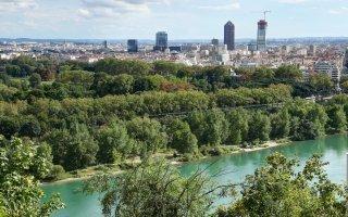 Première mondiale : inauguration d'un parc hydrolien sur le Rhône