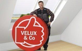 Velux fait des cadeaux à ses clients artisans - Batiweb