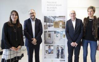 La Rochelle accueille une nouvelle plateforme de formation aux produits de la baie  - Batiweb