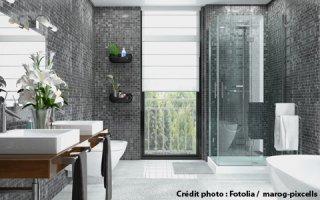 Accessibilité et PMR : quelles sont les normes à respecter dans une salle de bains ? Batiweb