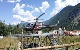 L'OPPBTP consacre un nouveau guide à l'héliportage