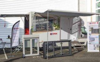 GIMM Menuiseries et Les Menuiseries Françaises partent sillonner la France ! Batiweb