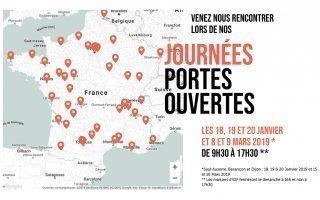 Compagnons du devoir : les Journées portes ouvertes prolongées en mars