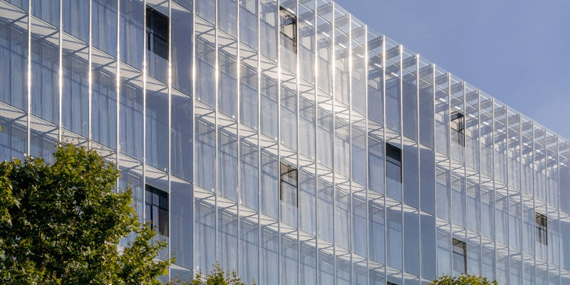 Schüco FWS, un système de façades esthétiques, performantes et innovantes