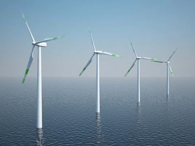 Éolien flottant : la Commission européenne approuve les projets d'aides d'État Batiweb