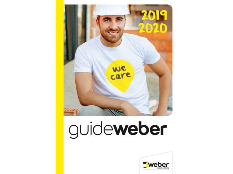 Weber publie un nouveau guide pour présenter ses produits - Batiweb