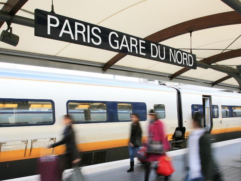 Jeux Olympiques de Paris : lancement d'une consultation autour de la transformation de la Gare du Nord - Batiweb