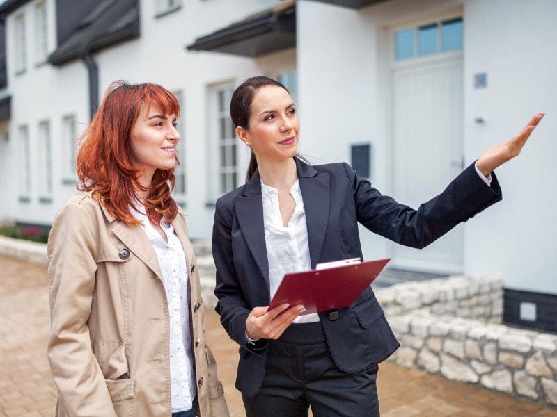 Les femmes à l'assaut du secteur de l'immobilier