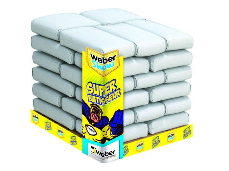 Weber au plus près de ses clients professionnels - Batiweb