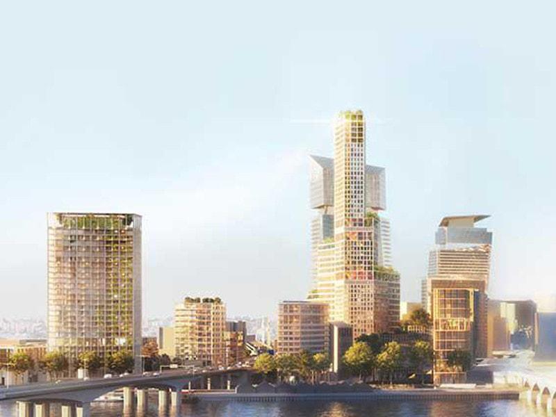 Quand un projet métropolitain fait la part belle à la qualité de l'air intérieur
