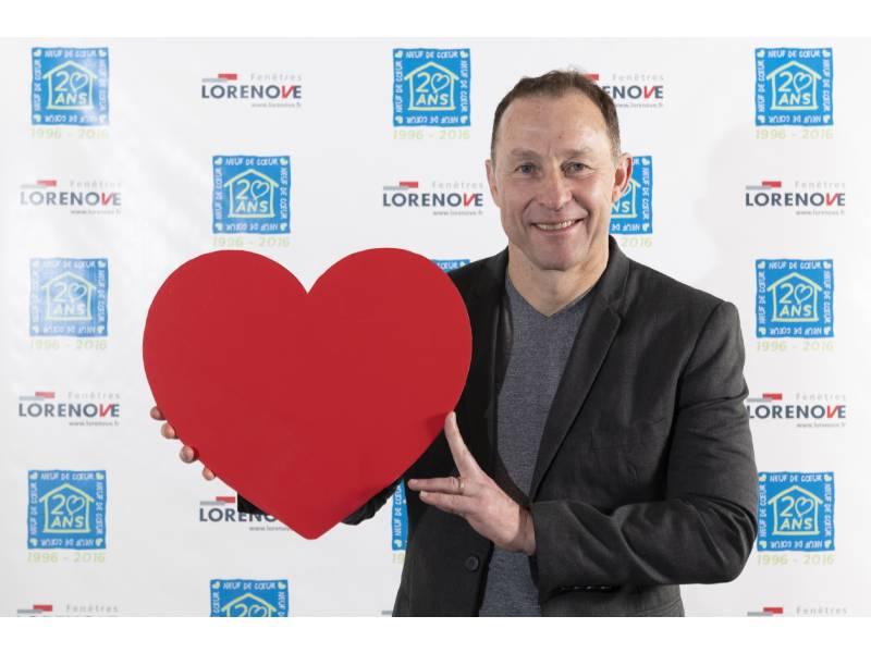 Lorenove soutient l'association Neuf de Cœur