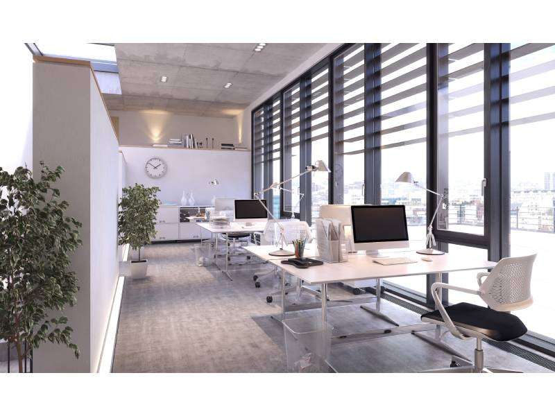 Transformation des bureaux en logements : penser la réversibilité des bâtiments - Batiweb