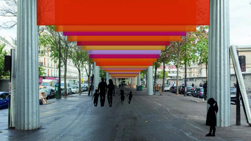 Embellir Paris : couleurs et créativité des lauréats investiront la ville dès cet été