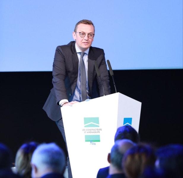 LCA-FFB : le nouveau président continue de plaider pour le PTZ