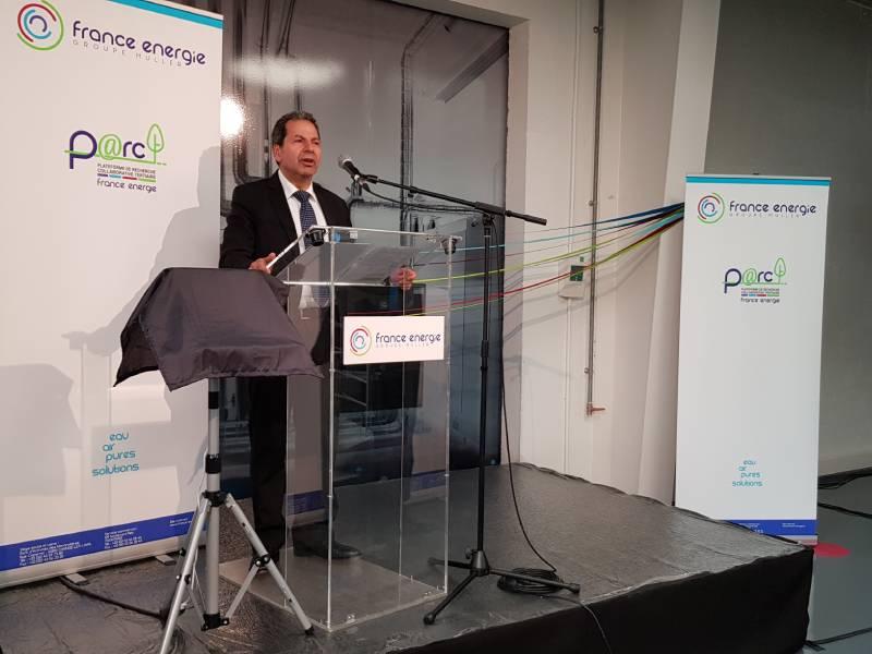 France Énergie inaugure P@rc, sa Plateforme Collaborative de Recherche Tertiaire