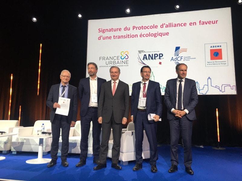 L'ADEME signe une alliance pour accélérer la transition écologique territoriale