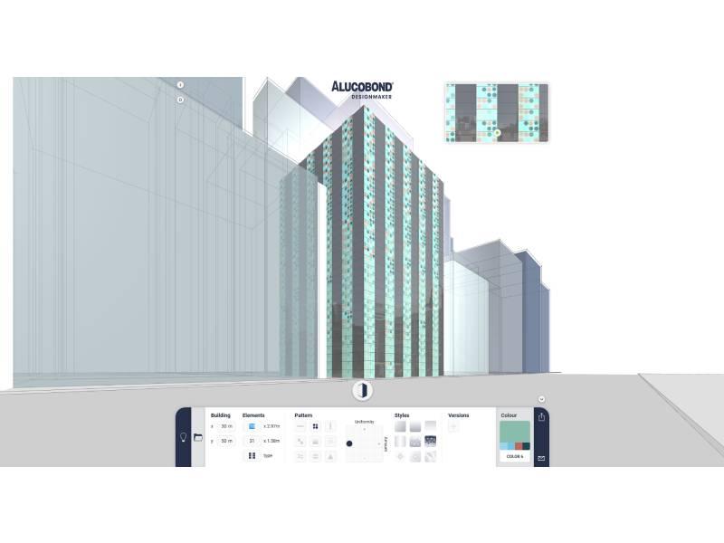 Après Façademaker, Alucobond présente Designmaker