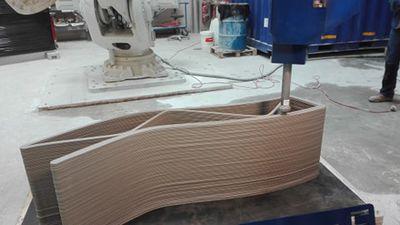 Impression 3D : les murs en béton pour Viliaprint sont au point ! Batiweb