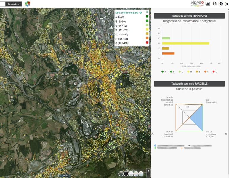 Les cartes Imope : l'accélérateur de travaux énergétiques made in Saint-Etienne Batiweb