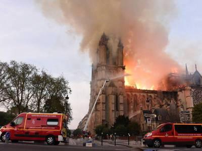 Notre-Dame de Paris : après l'émotion, place à la reconstruction Batiweb