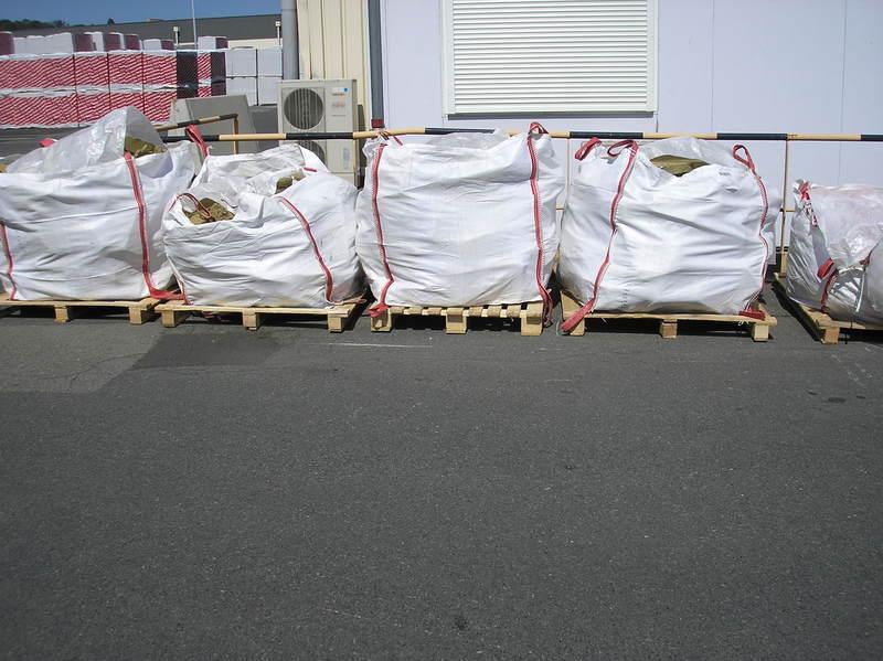 Rockwool étend son programme de valorisation des déchets de chantier aux façades