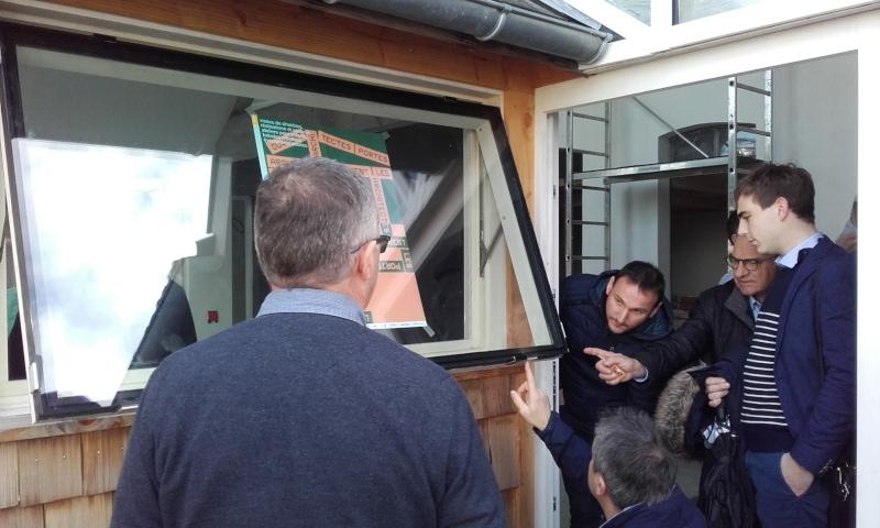 Lumivec, ou comment FCBA réinvente la fenêtre en bois en verre extérieur collé