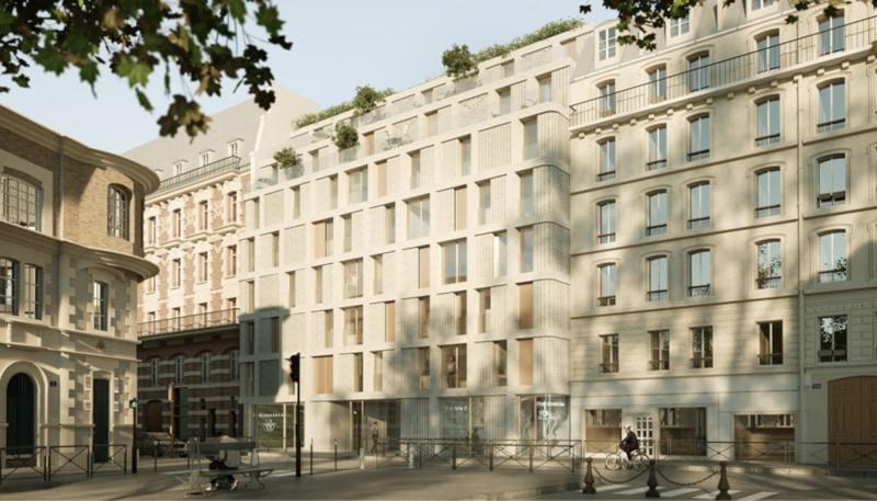 Les 1ers logements sociaux HQE parisiens seront livrés en juin 2019