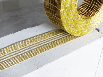 Xella lance une nouvelle armature métallique Batiweb