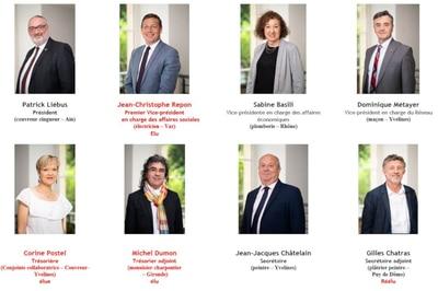 Des nouveaux élus à la CAPEB Batiweb