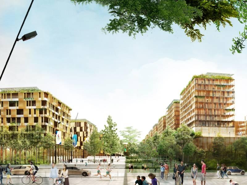 JO 2024 : Voici les groupements toujours en lice pour construire le Village Olympique