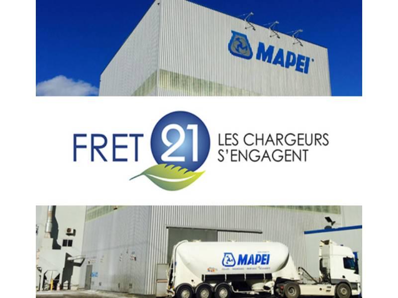 Transition écologique : MAPEI France adhère au programme FRET 21 - Batiweb