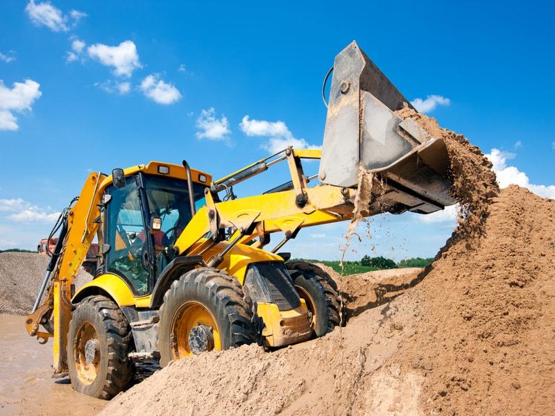 Vente aux enchères de matériel pour le BTP : Troostwijk s'impose en France