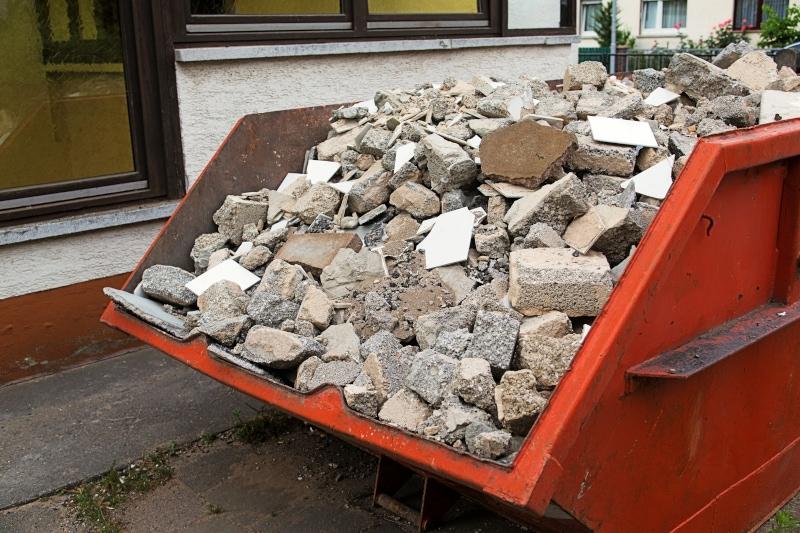 Les négoces de matériaux s'impliquent pour la récupération des déchets du BTP