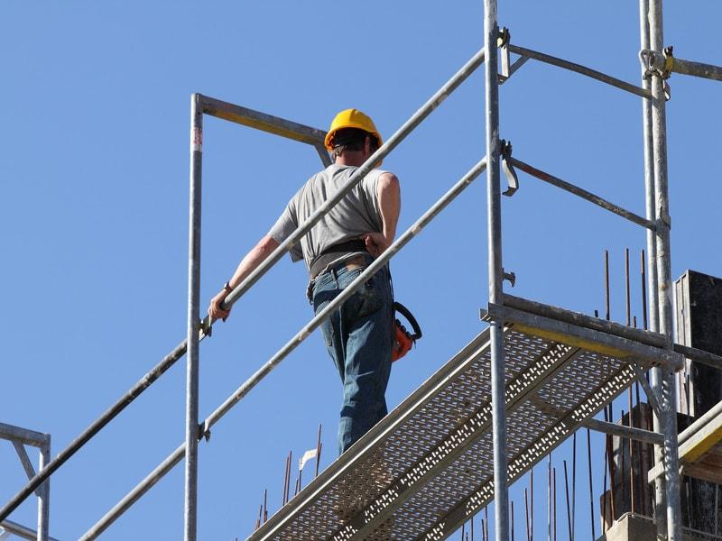 L'OPPBTP et la CNAM renouvellent leur campagne de prévention contre les chutes en hauteur - Batiweb