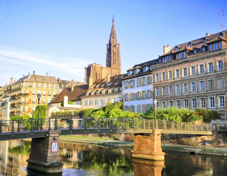 Strasbourg sera chauffée avec de l'énergie récupérée en Allemagne, dès 2021