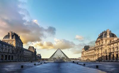 Le créateur de la pyramide du Louvre est décédé Batiweb